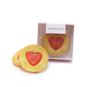 Sweet Heart Cookies  SOAP